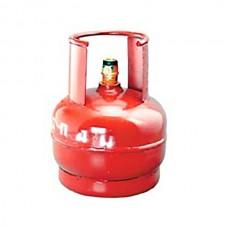 Газовый баллон с клапаном 5-литровый, ГОСТ 15860-84