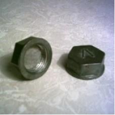 Заглушка на пропановый вентиль ВБ-2