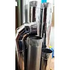 Трубы нержавейка 1,0 м (д 120)