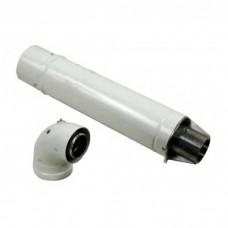 Коаксиальный дымоход 100x60 для Ariston