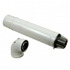 Коаксиальный дымоход (коллектор) стандартный