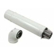 Дымоход коаксиальный AZ 389 Bosch